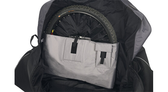 Vaude Big fietstas Pro zwart/anthracite